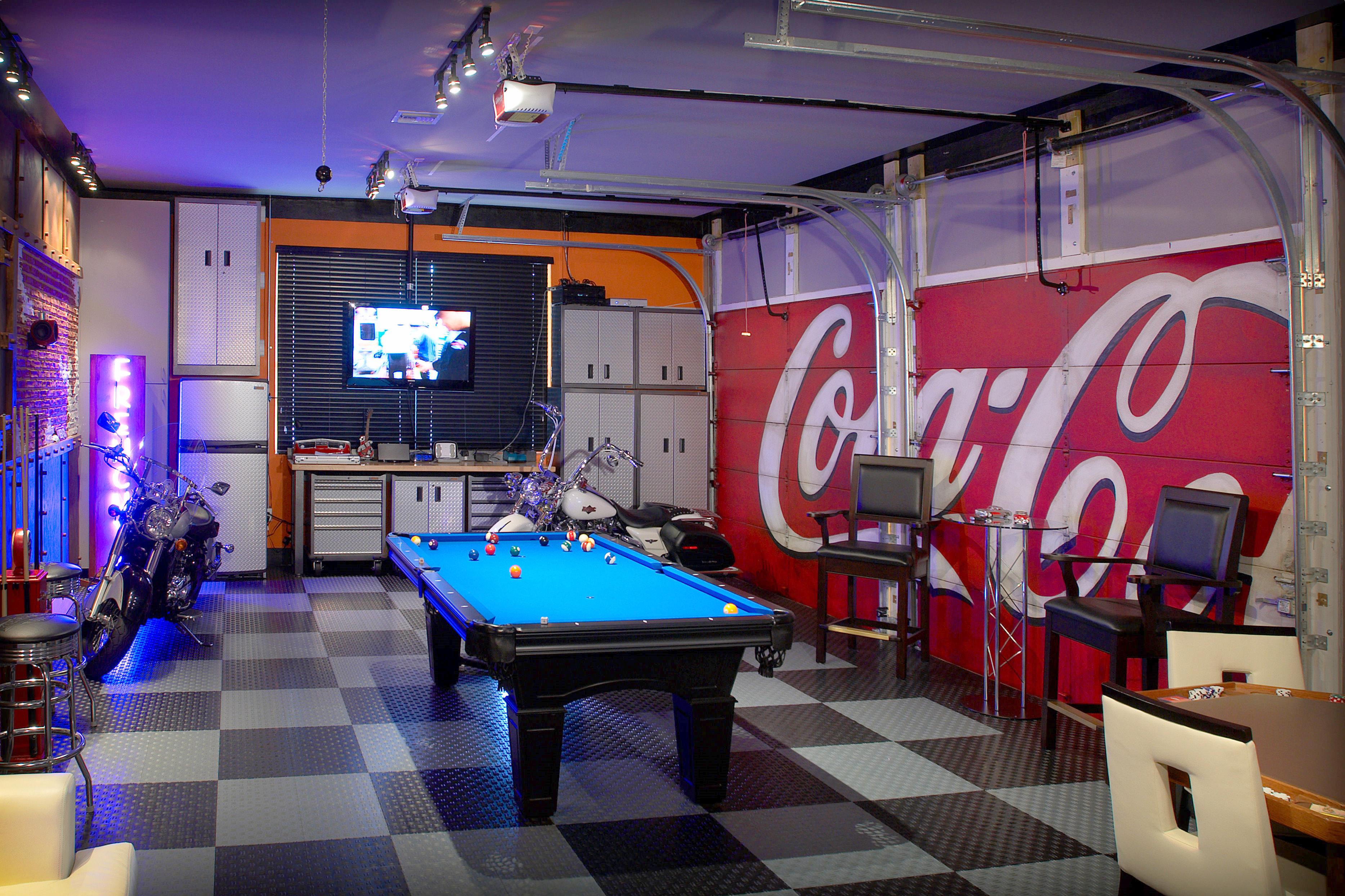 garage game ideas - Garage Organization & Makeovers in Miami Broward Your
